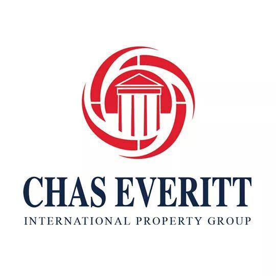 Chas Everitt Logo