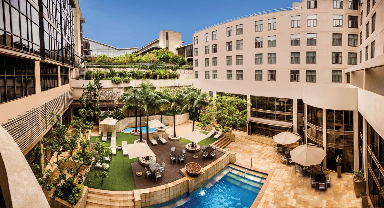 Garden Court Hotel Umhlanga